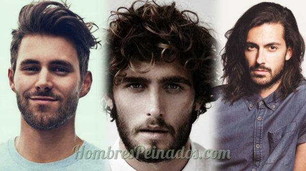 peinados faciles hombres